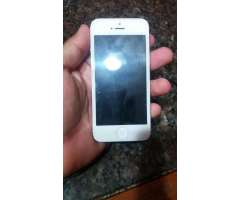 Vendo iPhone 5