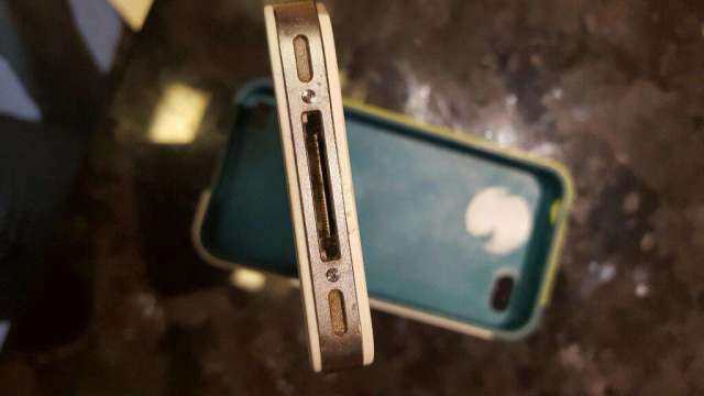 iPhone 4s de 16 Gigas