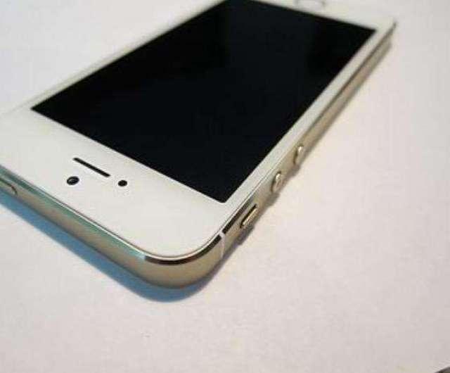 Ganga iPhone 5S Gold 16Gb Como Nuevo