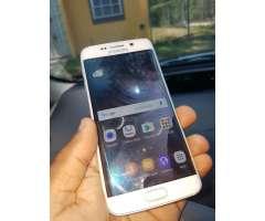 Samsung S6 Egde Blanco