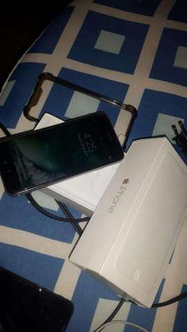 iPhone 6 S D 64 Vidroo Caja Todo Pa Ya