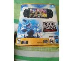 Sony Psp Version Rock Band Nitido