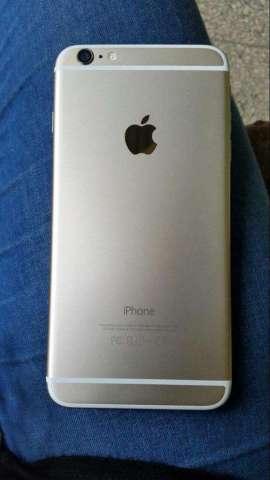 Vendo iPhone 6 Plus Gold NEGOCIABLE