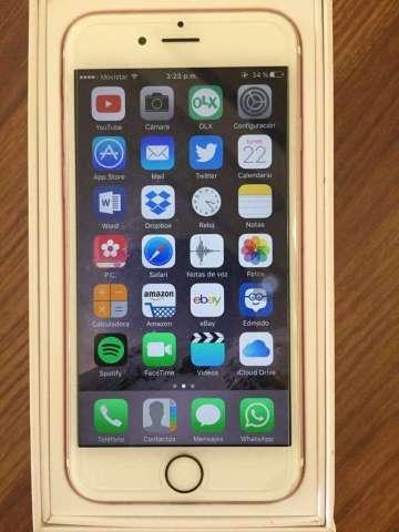 Vendo iPhone 6S Rose Gold de 16Gb