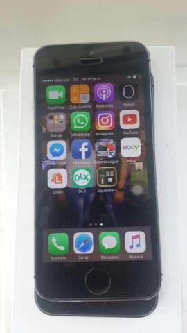 Vendo O Cambio iPhone 5S de 16Gb