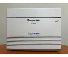 CENTRAL TELEFONICA PANASONIC TES824  9 TELEFONOS