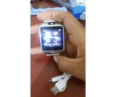 Vendo Reloj Inteligente Bluetooth
