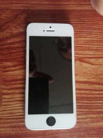 Vendo iPhone 5s Dorado 16gb