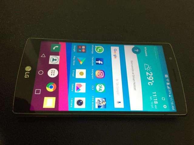 LG G4 FULL 32 GB INTERNO Y 3GB DE RAM EN 160 DE CUERO !!GANGAAA!!