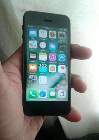 Vendo iPhone 5 16gb Excelente Estado