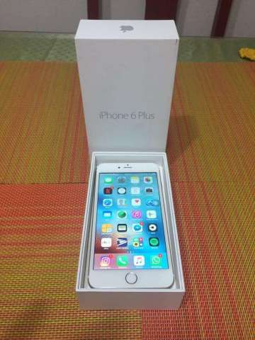 iPhone 6 Plus!! Ganga