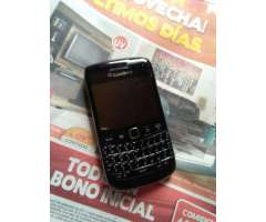 Blackberry Bold 6 Movistar Tactil Nitida