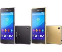 Sony Xperia M5 Gratis en plan de 20 dolares