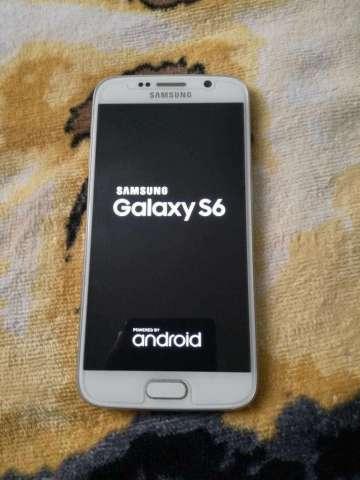 Vendo Samsung S6 32gb Nitido
