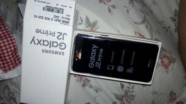 Vendo Samsung J2prime Nuevo 120.00 Neg