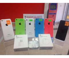 iPhone 5C 16 Y 32Gb Factura Y Garantia