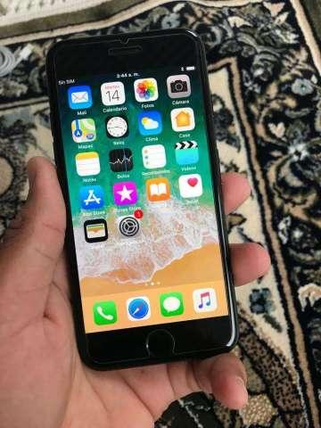 iPhone 7 128Gb Liberado Negro Mate $530