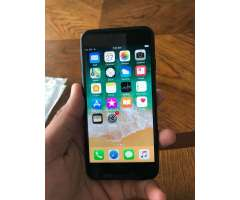 iPhone 7 32Gb Negro Mate Liberado $490