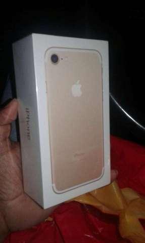 Celular iPhone 7 de 32Gb