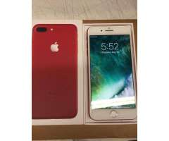 Apple iphone 7 plus red
