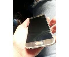 Vendo Samsung S6 Dorado Buen Estado