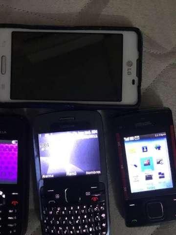 Celulares Nokia Y Lg