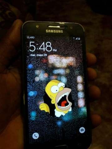 Vendo Samsung J5 Negociable