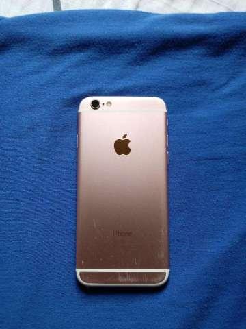Vendo iPhone 6s Rosado 64 Gb