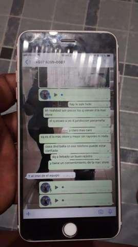 iPhone 6S Plus sin Rayas Entrega Inmedit