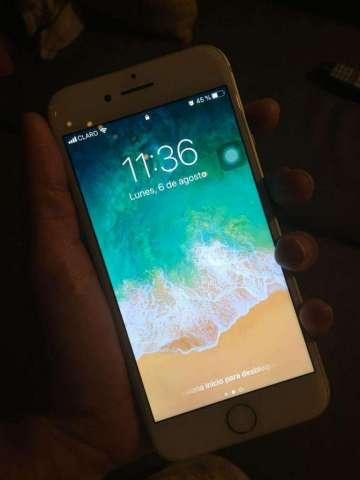 VENDO iPhone 7 como nuevo 32 GB SILVER apple