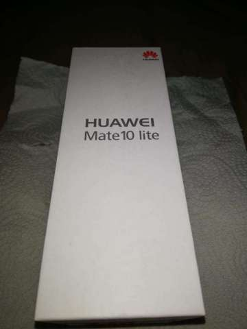 Huawei Mate 10 Lite Nuevo Sellado 64giga