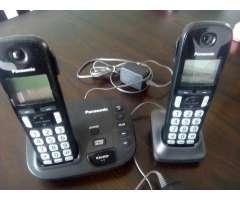 Vendo Teléfono Panasonic