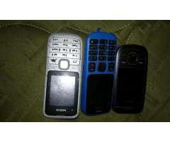 2 Selular Nokia en 12 Dólar