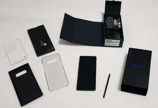 Samsung Galaxy Note 8 Nuevo Y Garantia