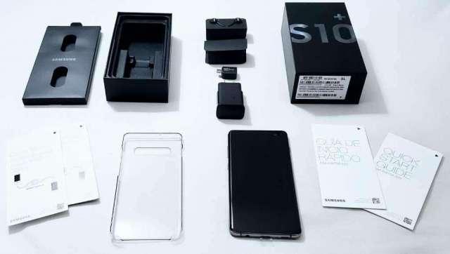 Samsung Galaxy S10 Plus Nuevo Y Garantia