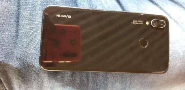 Vendo Huawei P20 Lite en 135.00 Ya