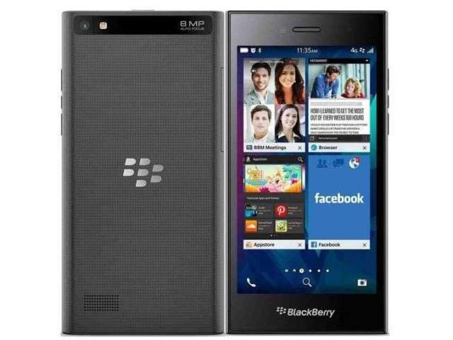 Vendo Blackberry Leap Nuevooo