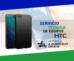 Servicio técnico especializado en reparaciones de celulares y tablets HTC