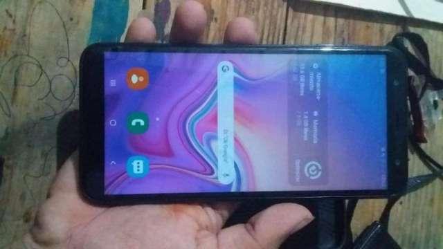 Se Vende Samsung J6 Plus