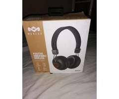 Audífonos Bluetooth Marley
