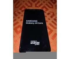 Samsung J4 Core Bien Cuidado
