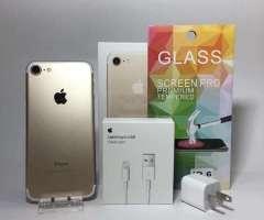 iPhone 7 32Gb Dorado (Negociable)
