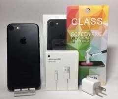 iPhone 7 32Gb Negro Mate (Negociable)