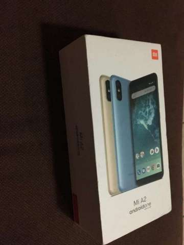 Vendo Xiaomi Mi A2 4 Gb de Gam Y 64 Gb