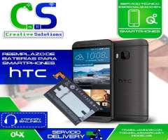 Servicio técnico especializado en reparaciones de batería de celulares HTC