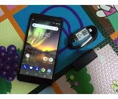 Remato! Nokia 6.1 2018 32gb / Liberado! a solo 150!