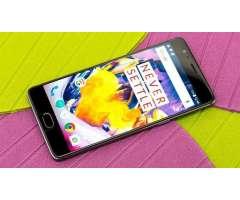 Oneplus 3t como nuevo 64 Gb Memoria Y 6 Gb de Ram con caja y factura