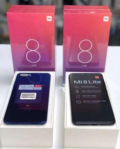 Celular Xiaomi Mi8 Lite Nuevos Sellados.