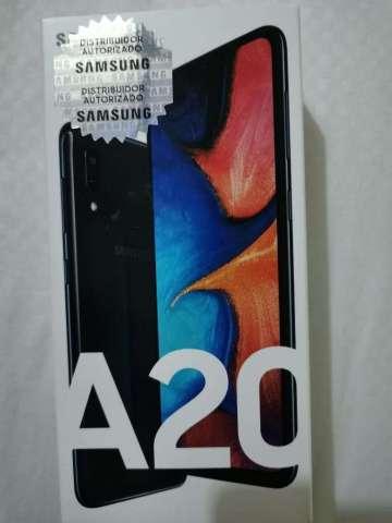 Samsung A20. Nuevo