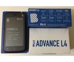 Blu Advance L4 Azul